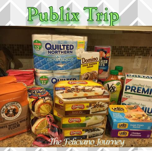 Publix Quick Trip 11/18/15 – OOP $15.55