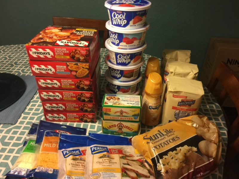Publix Shopping Trip 12/17/15 – OOP $68.46 w/ $50 Visa GC included