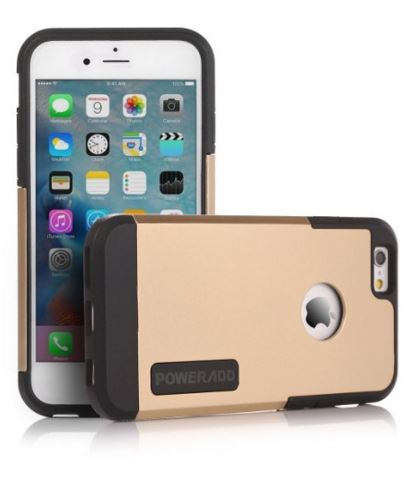 Amazon iPhone 6s Case Gold/Blck for $1.99