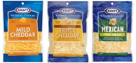Publix Kraft Cheese as low as $1.65 (starts today)