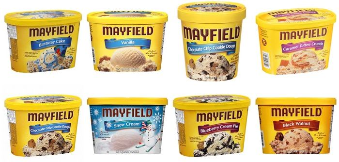 Winn Dixie Mayfield Ice Cream as low as $2.25 ea (starts today)