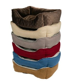 Petsmart Grreat Choice Core Cuddler Dog Bed $4.97