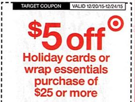 Target Christmas decoration deals & Coupon (starts today)