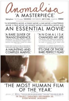 See it first Anomalisa (Tampa, Orlando, Boca Raton)