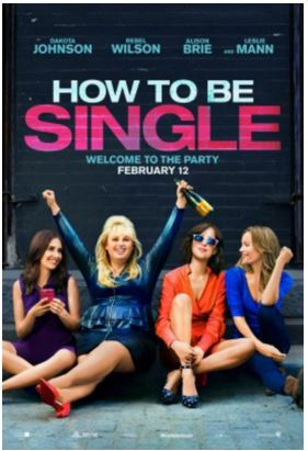 Tampa see How to be Single on 2/8 (click for your Free Tickets)