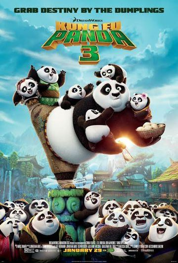See it FREE Kung Fu Panda 3 Downtown Disney tomorrow @ 3pm
