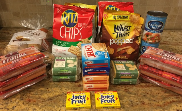 Publix Shopping Trip 1/30 – $10.45