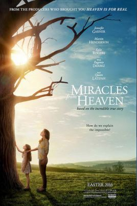 See it First: Miracles from Heaven (Miami) on 3/9
