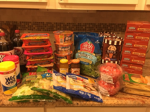 Publix Shopping Trip 5/22/16 – $19.75