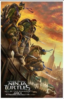See it First (TMNT2) Texas 4 cities to choose from 6/1