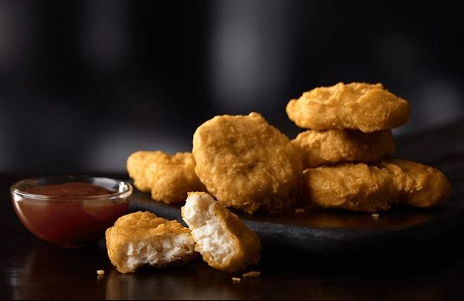 McDonalds App – BOGO 20pc Chicken Nuggets (only today)