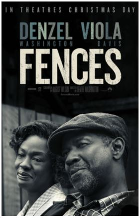 New Tickets to see FREE (FENCES) Orlando 12/21