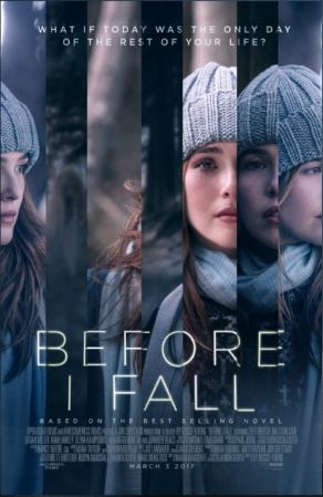 FREE Tickets(Before I fall) Atl, Dallas, NY, SF, Chicago, Wash, Miami, Tempe, Boston, Cherry Hill