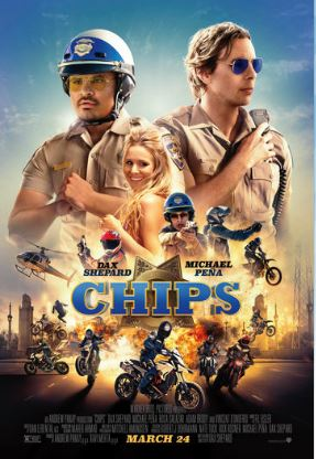 "Jacksonville: See ""Chips"" for FREE on 3/22"