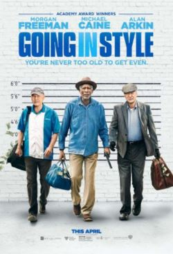 "Tampa & Orlando: See ""Going in Style"" for FREE on 4/3"