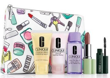 Macy's: Clinique 6pc All Stars Set – $10 ($70 value)
