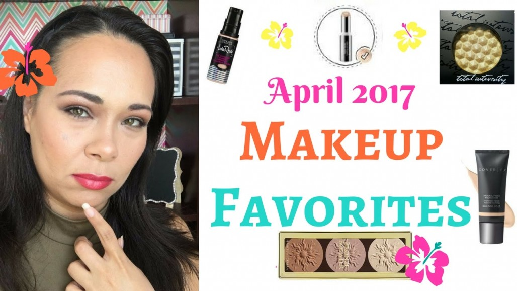 My Top 10 April Makeup ?Favorite Items | Jazz Journey
