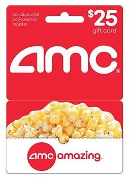 BJ: $25 AMC Gift Card for $18.99 (anyone can purchase)