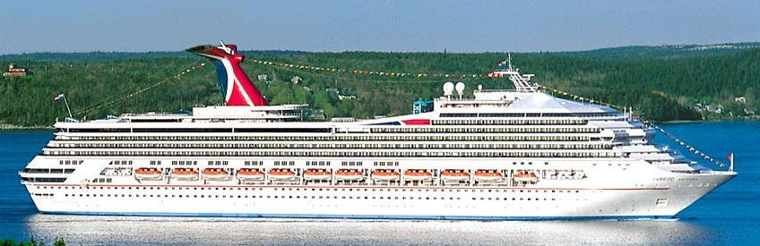 Carnival 4 Night Cruise (Key West & Cozumel) starting at $249 each