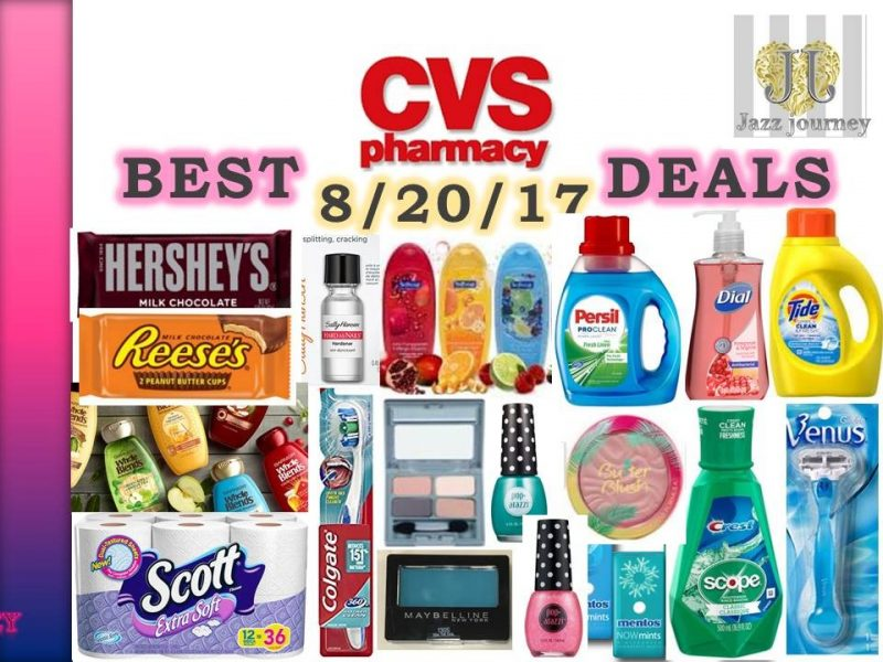 CVS Upcoming Deals 8/20/17 – 8/26/17 (starts today)