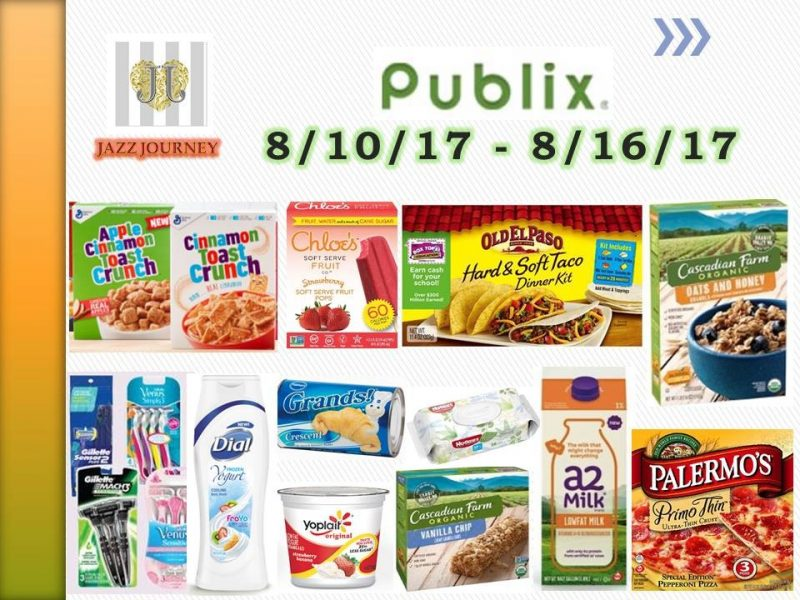 Publix Ad 8/10/17 (ends today)
