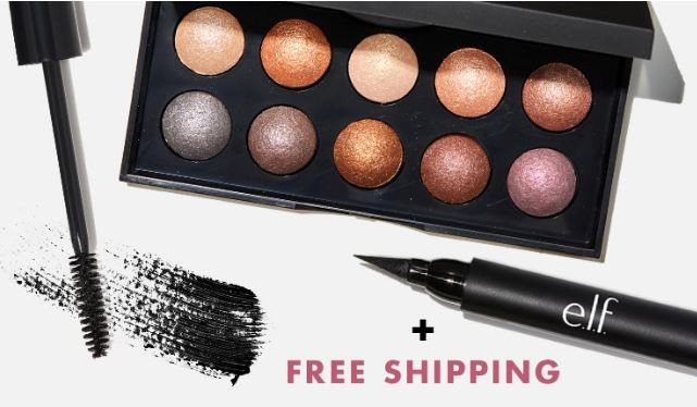 e.l.f.: FREE items after $15, $25, $35 purchase (ends today)