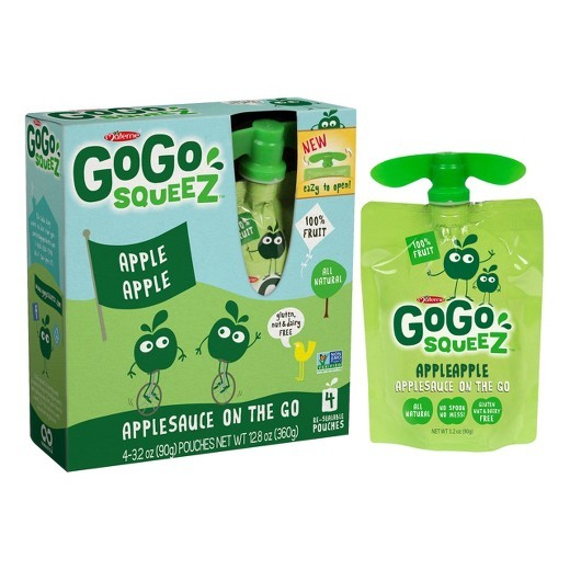 Publix: GoGo Squeez, 4 pk as low as $0.90 each (upcoming 8/31)
