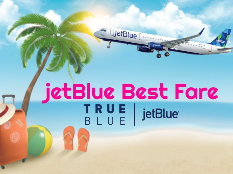 JetBlue: Best Fare (Many Cities to choose from) as low as $49