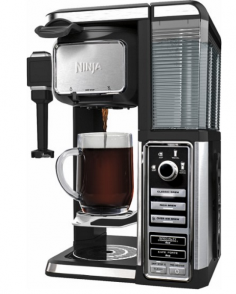 Ninja Coffee Bar 1-Cup (Reg $159.99) Deal price just for today $79.99