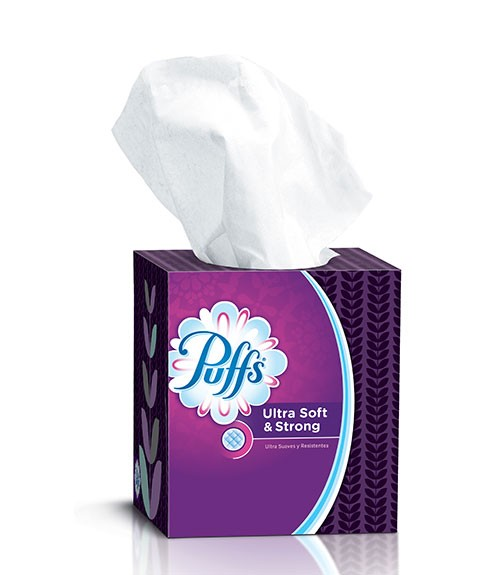 CVS: Puffs Tissues (48 or 56 ct) FREE & Money Maker (upcoming 8/27)