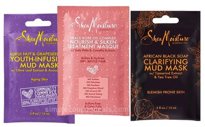 Target: Shea Moisture Mud Mask (as low as $.49) w/ new printable coupons