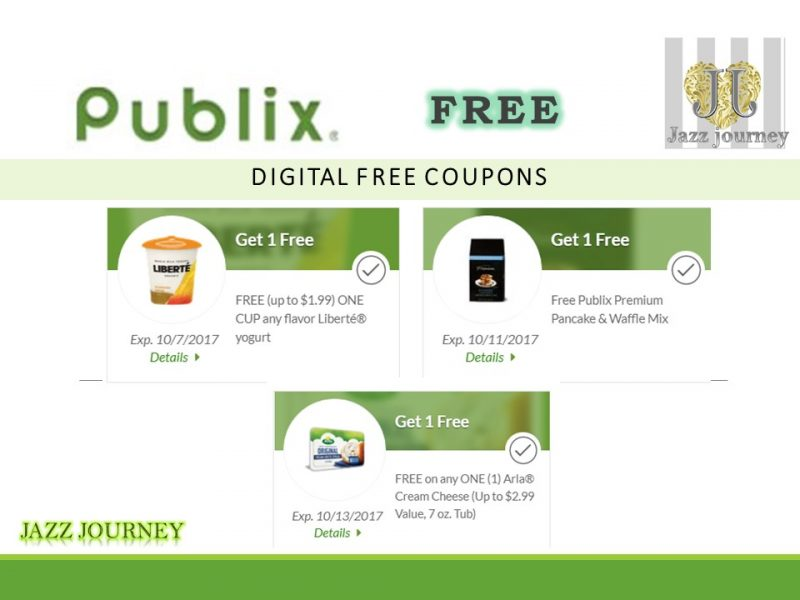 Publix FREE & Moneymaker (Yogurt, Pancake Mix & Arla)
