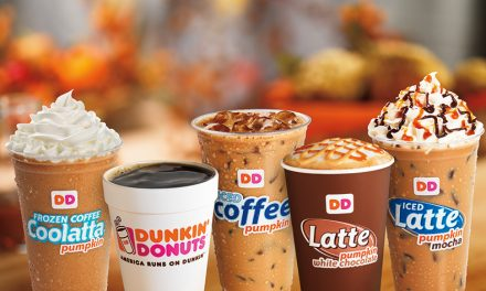 Dunkin Donuts get a $10 bonus using Masterpass Reload $10