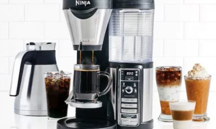 Kohl's – Ninja Coffee Bar w/ Double-Walled Thermal Carafe (Reg $219.99) Deal price $97.49