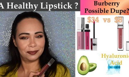 1st Impression: Physicians Formula The Healthy Lip & Burberry Possible dupe – Link Up