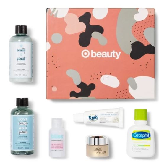 Target Beauty Box October 2018 – $7 (2 options)