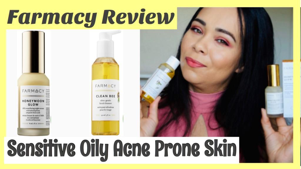 Review- Farmacy Honeymoon Glow & Clean Bee Cleanser