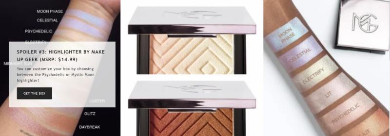 Tribe Beauty Box December 2019 Sneak Peek #1 & #2