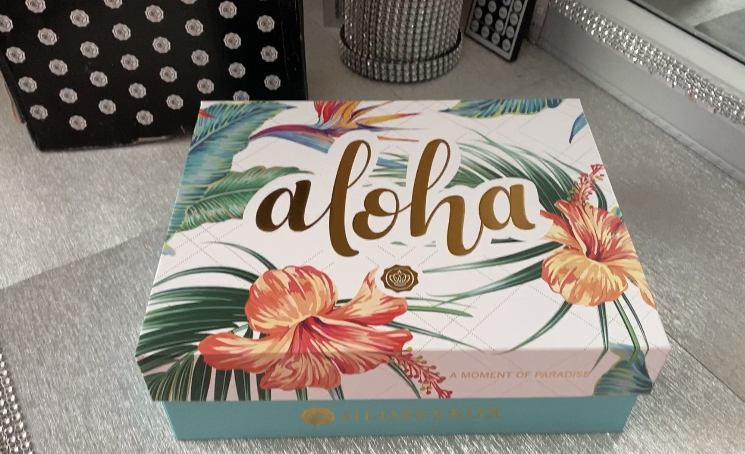 Glossybox July 2020 Unboxing (my first box)