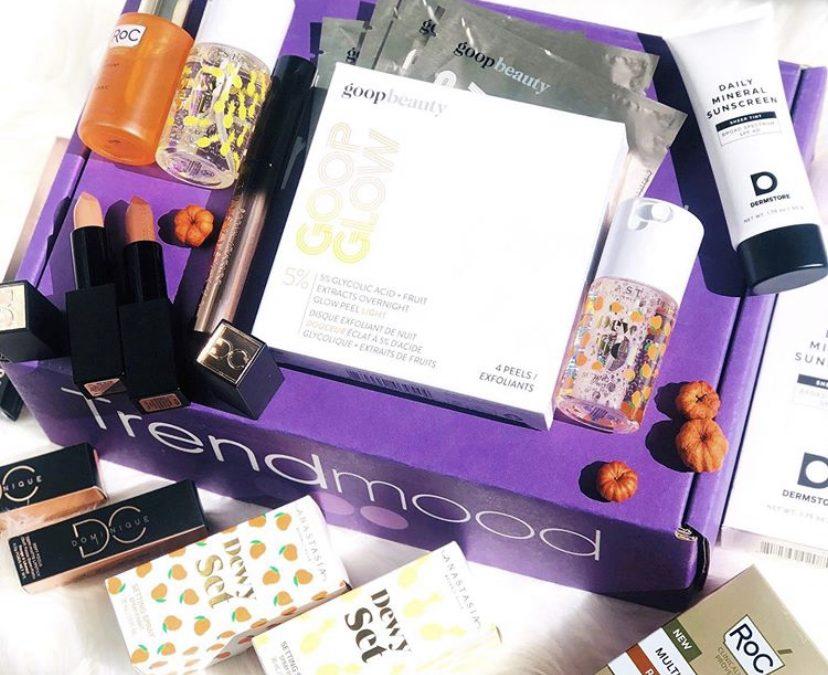 Trendmood Box – October 2020 Vol 8 (Full Box Reveal)