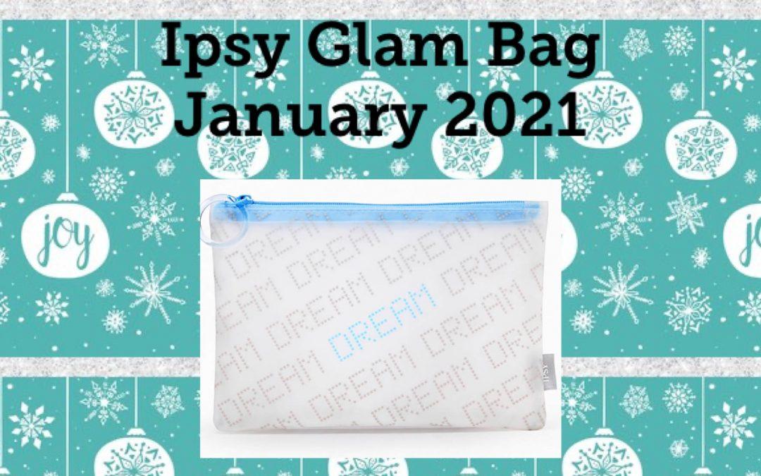 Ipsy Glam Bag January 2021 Spoilers (Origins, Kinship and more)