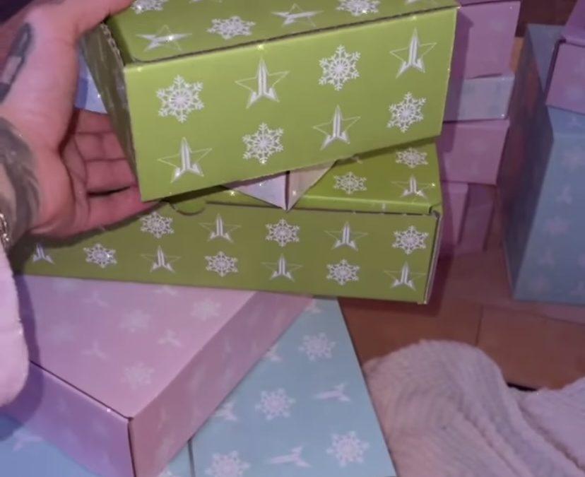 Jeffree Star Winter Mystery Box 2020 (release date) 4 Tiers??