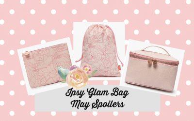 Ipsy Glam Bag May 2021 Spoilers (Hipdot, Kinship, ABH, and more)