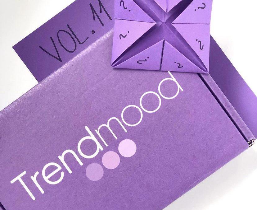 Trendmood Box – Vol 11 (Spoilers) Dominique Cosmetics, Tatcha