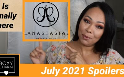 Boxycharm Base and Premium July 2021 Choices NOW OPEN