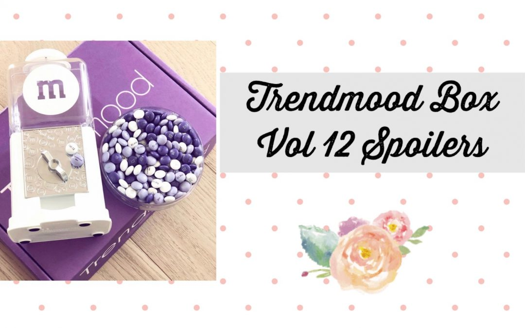 Trendmood Box – Vol 12 (Early Access is now OPEN) Cost $44